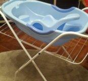 Поставка + ванночка детская👐