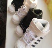 Новые ботинки детские