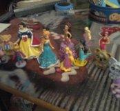 Маленькие игрушки некоторые из киндера сюрприза