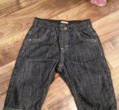 Утеплённые детские джинсы Timberland (оригинал)