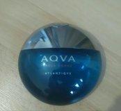 Туалетная вода Bvlgari Aqua pour homme Atlantiqve