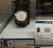 Капсульная кофемашина Delonghi nsp en80.b