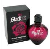 Рaco Rabanne Black XS
