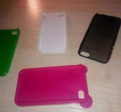 Чехлы на 4-4s 5-5S iPhone