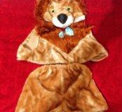 Детский костюм львёнка