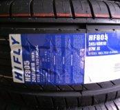 Новые летние шины hifly 245/40 R18