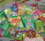 Книжечки для малышей. Б.у.