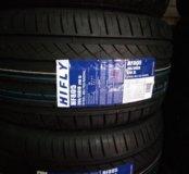 Новые летние шины hifly 265/35 R18
