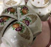 Чайный сервиз Вербилки БРОНЬ