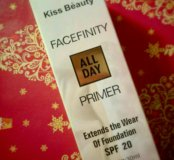 KISS BEAUTY FACEFINITY ALL DAY PRIMER База/праймер