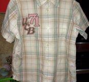 Рубашка Benetton р 8