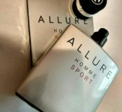"ТУАЛЕТНАЯ ВОДА ""ALLURE HOMME SPORT"" CHANEL, 100ML"