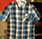 Рубашка rebel р 9-10 л