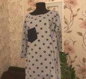 Ночная домашняя рубашка 👚 (кофта)