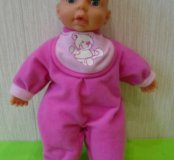 Кукла-пупс Bayer- Германия
