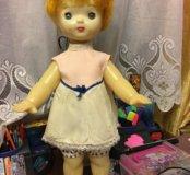 Кукла 56 см Дуня СССР 1960-е гг