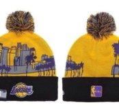 Шапка Los Angeles Lakers LA NBA