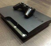 PLAYSTATION 3 SLIM 320 гигабайт+ FIFA14