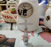 Часы мини на пружинке Momento