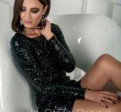 Платье женское нарядное новое