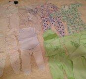 Комплекты для новорожденного