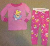 Пижама новая 80-86 размер
