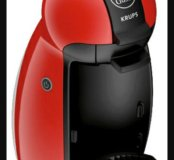 Кофемашина Krups Piccolo dolce gusto red
