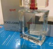 D&G Sport мужской парфюм