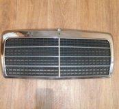 W124 решётка радиатора