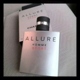 Allure homme Channel