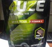Комплексный протеин Fuze + BCAA 47%