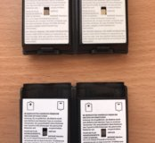 Отсеки для батареек xBox 360