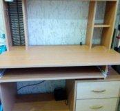 Стол+шкаф