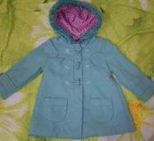 Пальто, рост 86-92