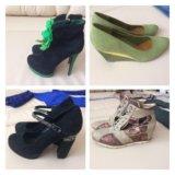 Туфли и сникерсы