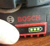 Дрель/Шуруповерт Bosch gsb14.4v-li