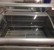 Витрина торговая холодильная бу