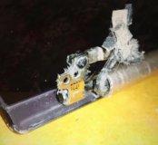 Ремонт механических повреждений ноутбуков.