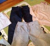 Вещи мужские, джинсы, рубашки, джемпера