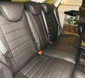Автопилот экокожа Ford FOCUS 3