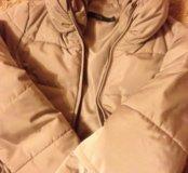Куртка пуховик короткая