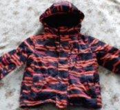 куртка осень-весна 116 р