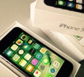 iPhone 5S, 16GB, Space Gray, Gold, Silver