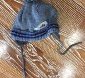 Продам шапку детскую примерно на 2-6 лет