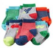 Carter's носки 6 пар