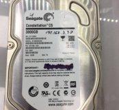 HDD 3,5 Seagate 3000Gb