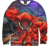 Свитшот Человек-паук Марвел