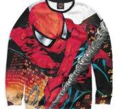 Свитшот человек-паук Марвел Мстители