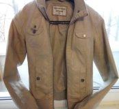 Куртка кожзам Terranova