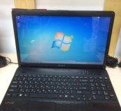 Ноутбук 💻 SONY E-450